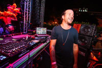 DJ Luciaeno, SLS South Beach, Luciaeno, Luciano