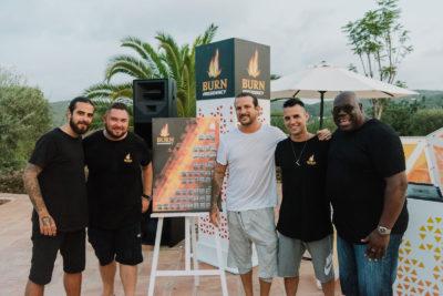 Luciaeno, Luciano, Burn residency 2017