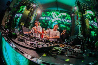 Luciano, Surfcomber Festival Miami 2018. B2B Loco Dice